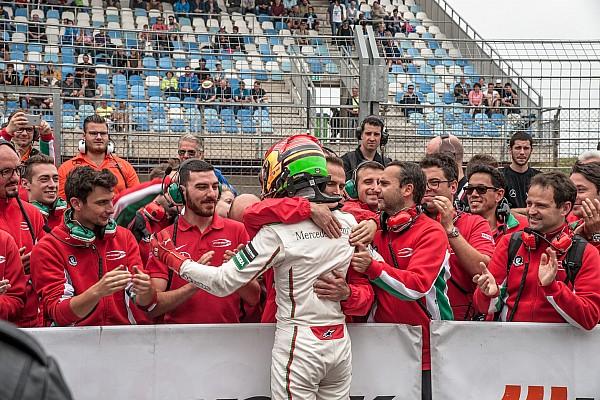 فورمولا 3 الأوروبيّة: سترول يُوسّع صدارته بفوزه بالسباق الثاني في نوربورغرينغ