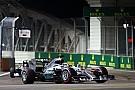 """Mercedes:""""Wij zijn niet de favoriet voor Singapore"""""""