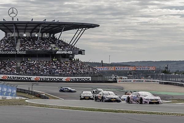Die schönsten DTM-Fotos vom Nürburgring