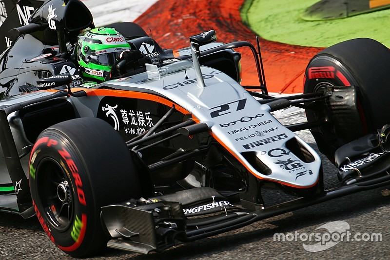 """Хюлькенберг: Force India не """"зіпсована"""" виробником"""
