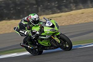 Superbike-WM News Randy Krummenacher steigt mit Kawasaki in die Superbike-WM auf