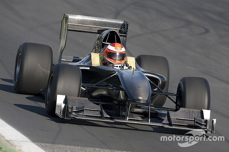 В Британії з'явиться серія рівня GP2