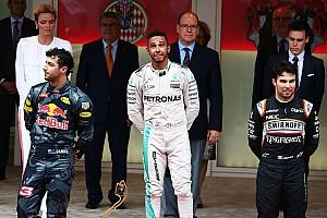 GP Monaco: Hamilton menang, kemenangan Ricciardo dirampas oleh bencana di pitstop