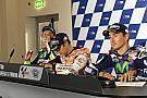 Rossi y Lorenzo, juntos en un evento diez días después de su 'bronca'