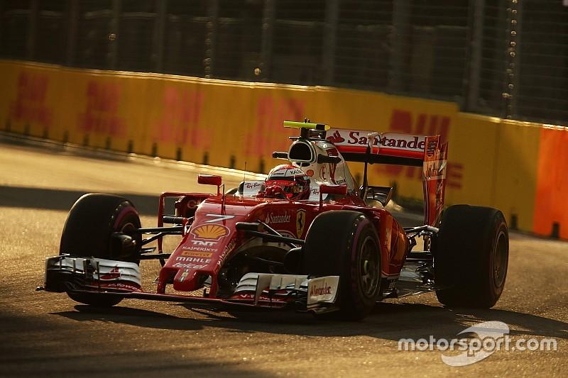 Ferrari: Raikkonen ha un ottimo passo di gara con le Supersoft
