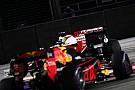 F1シンガポールGPフリー走行分析:三巴の様相も、フェラーリ&レッドブル優勢か?
