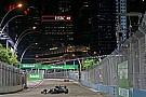 Formel 1 in Singapur: Die Startaufstellung in Bildern