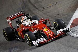 Fórmula 1 Noticias Vettel saldrá último por un problema mecánico