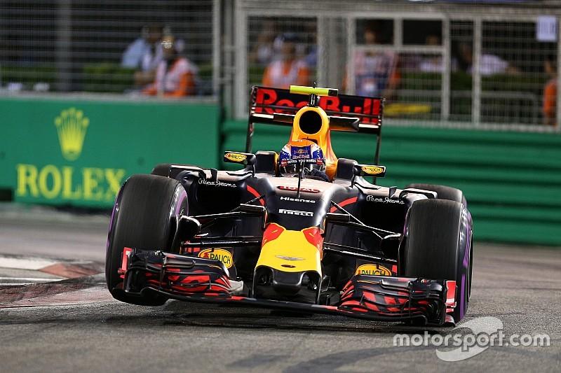 Formel 1 in Singapur: Räikkönen und Verstappen nach Qualifying enttäuscht