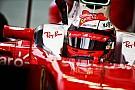 Ferrari: Raikkonen non ha migliorato come le Red Bull