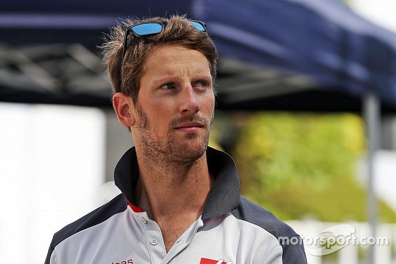 Grosjean tiene confianza en que remontará con Haas