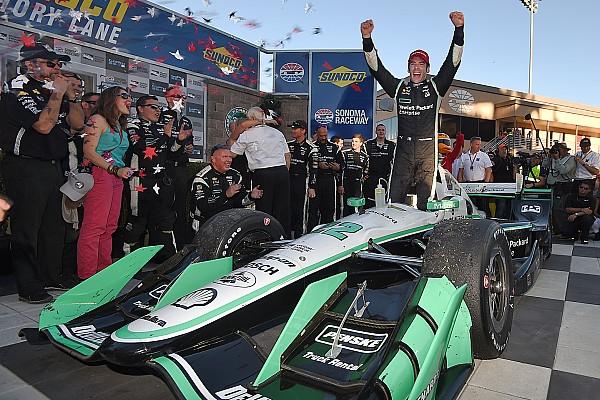 IndyCar Pagenaud gana y es campeón de IndyCar