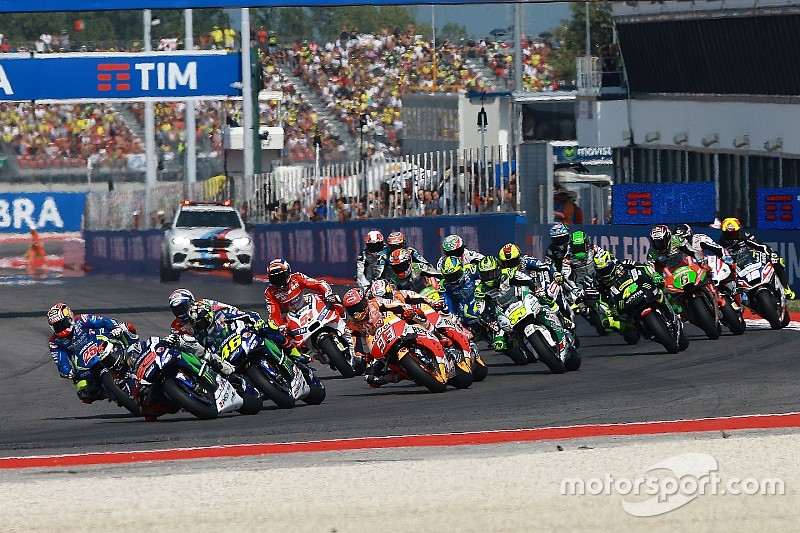 FIM kondigt voorlopige MotoGP-kalender voor 2017 aan