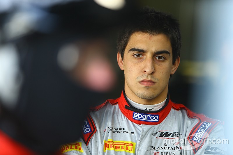 Baptista corre etapa do Renault Sport Trophy em Spa