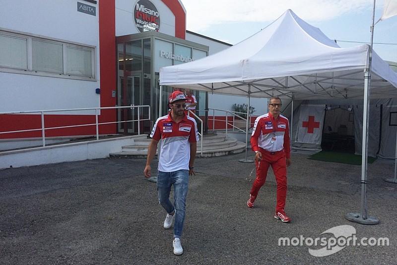 Iannone recibe la aprobación de los médicos para correr