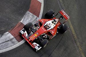 Ferrari estrenará una evolución en Malasia