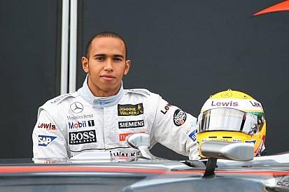 Vor 10 Jahren: 1. Formel-1-Test für Lewis Hamilton bei McLaren