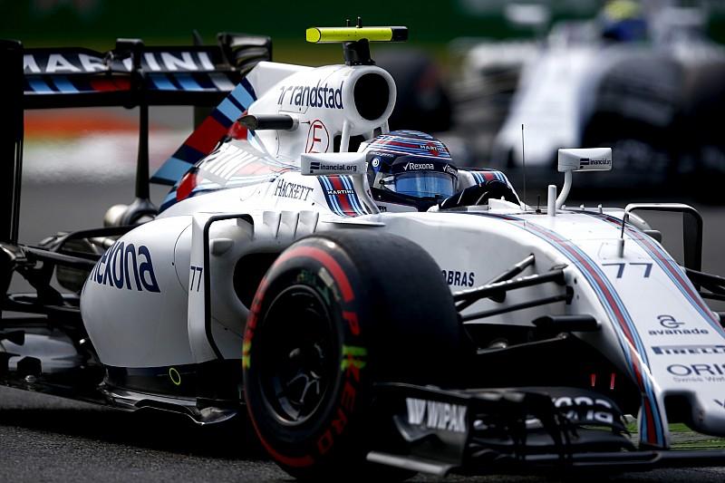 Боттас: Williams цього сезону втратили багато очок через проблеми з шинами