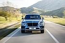 Bentley presenteert Bentayga: de snelste SUV-diesel ooit