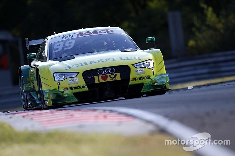 Marco Wittmann: Keine Chance gegen Gewichtsvorteil von Audi