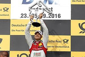 DTM Reporte de la carrera Sábado de victoria para Mortara en Hungría