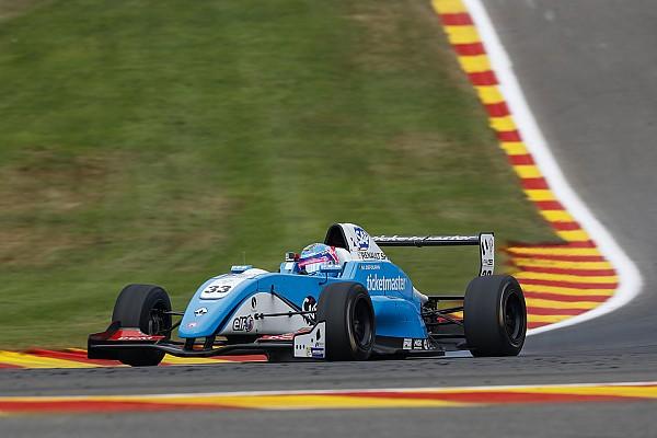 Max Defourny si riscatta a coglie la pole per Gara 2