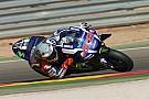 MotoGP in Aragon: Jorge Lorenzo stürzt im Warmup