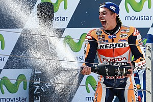 MotoGP Репортаж з гонки Маркес став переможцем Гран Прі Арагону