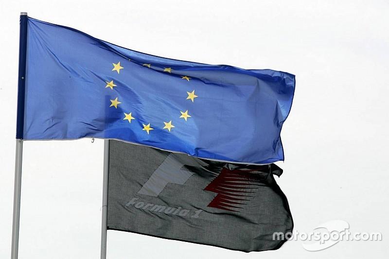 Britse politica legt F1-overname door Liberty voor aan EU-commissaris