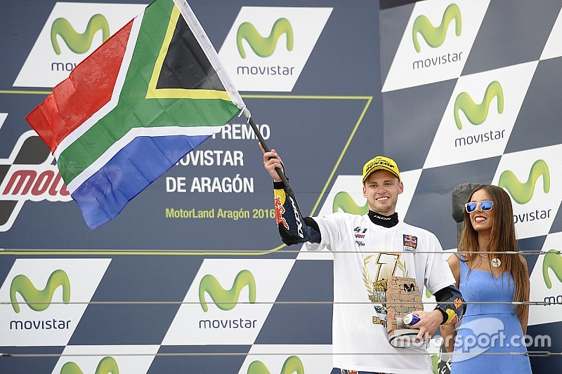 """Moto3-kampioen Binder: """"Jerez het keerpunt in het seizoen"""""""