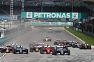 Confira os horários para GP da Malásia de Fórmula 1