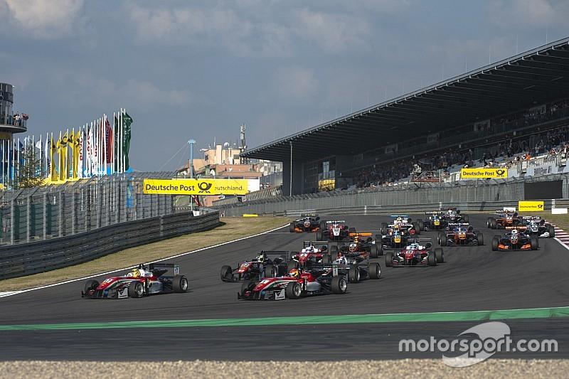 Europees kampioenschap F3 stelt leeftijdsgrens