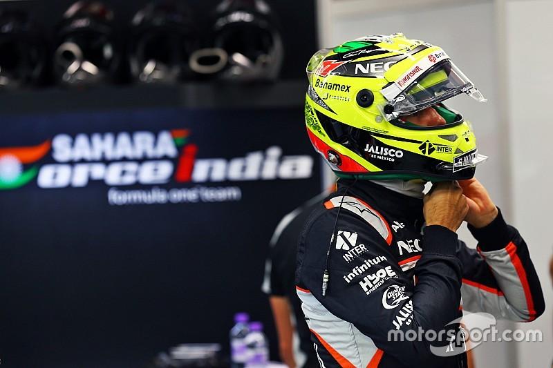 Perez hoopt opnieuw dat zijn Force India-deal volgende week rond is