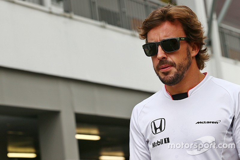Alonso positief gestemd ondanks 30 plaatsen straf