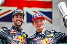 "Ricciardo: ""Verstappen stuwt me naar hoger niveau"