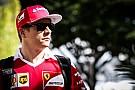 Nach fragwürdiger Singapur-Strategie: Kimi Räikkönen glaubt an Ferrari-Team