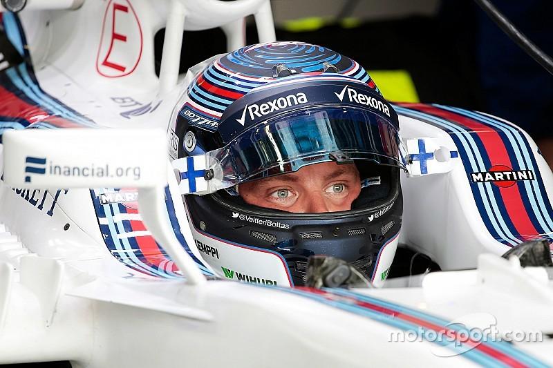 Williams overweegt andere riemleverancier na probleem Bottas