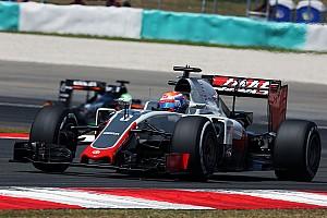 Formule 1 Réactions Grosjean n'est