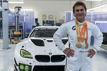 Alex Zanardi regresa al deporte motor en el GT italiano