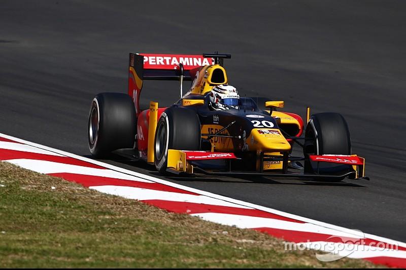 GP2 Sepang: Giovinazzi pimpin klasemen usai menangi feature race