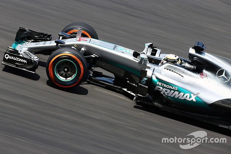 Sepang, Libere 3: Hamilton davanti, Verstappen fra le Mercedes