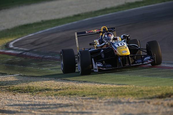 Kari superó a Stroll para lograr su primera victoria en la F3 Europea