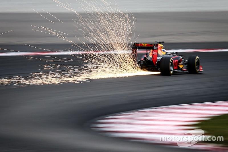 Ricciardo saca pecho con la segunda fila de Red Bull