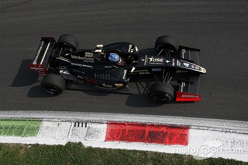 F3.5 Monza: Nissany overtuigt met overwinning in Race 1