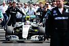 Вольфф: У Mercedes все ще існує загроза поганих стартів