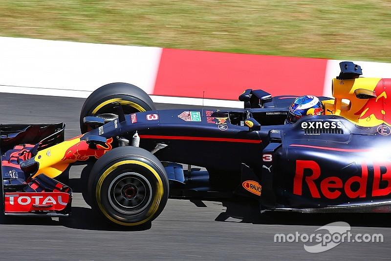 Para Ricciardo, neumáticos extra suaves reducen brecha con Mercedes