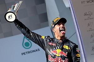 F1 Reporte de la carrera Épica carrera con final feliz para Ricciardo