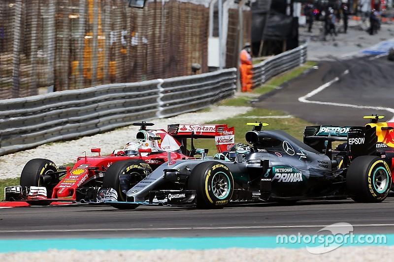 """Verstappen: """"Sebastian è pazzo, è andato addosso a Rosberg come un idiota!"""""""