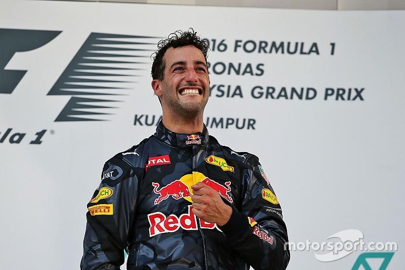 Ricciardo dedica la victoria a Jules Bianchi