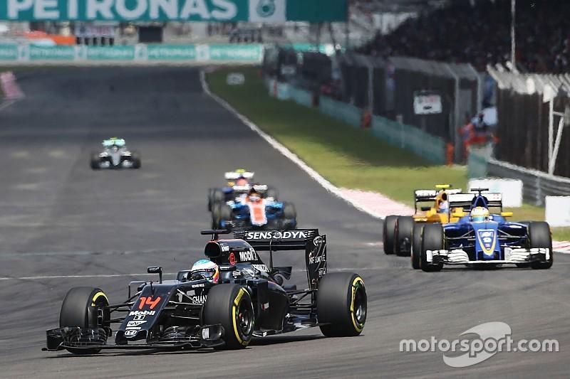 Алонсо предостерёг McLaren от излишнего оптимизма